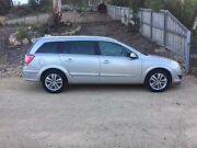 Holden Astra 2008 Turbo Diesel wagon Geilston Bay Clarence Area Preview