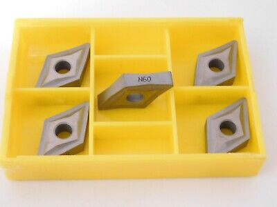 Newcomer Indexable Carbide Turning Inserts Dnmz-543a Grade N60 Qty 5 20489943