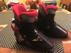 Nordic kids boots