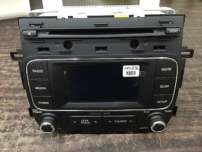 for Kia Cerato K3 Forte 2013+ Car audio assay FM-CD-MP3 Rear-view camera monitor