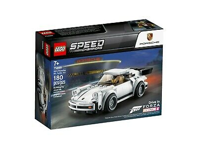 Lego Speed Champions 75895 1974 Porsche 911 Turbo 3.0 - New/Boxed