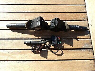 PEUGEOT 306 indicator stalk / wiper stalk and radio volume control SWITCH