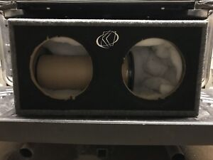 "Kicker Sub box for 10"" subs  Ported"