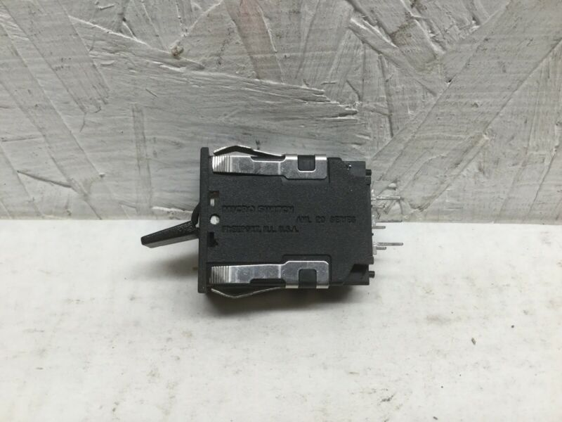 Micro Switch AML 20 Series Manual Switch