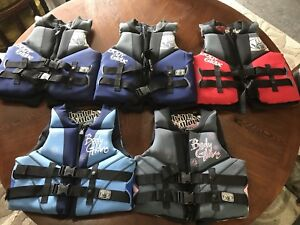 Body Glove PFD. Life jackets