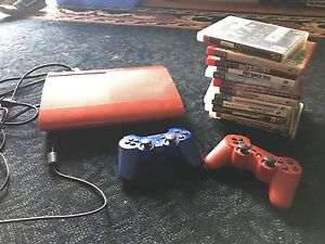 PS3, 2 controllers, 13 games 250 or best offer. 2892135385