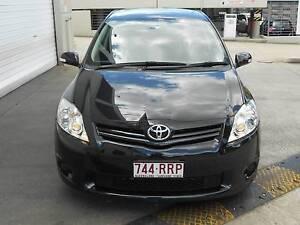 2011 Toyota Corolla Hatchback Mount Gravatt Brisbane South East Preview