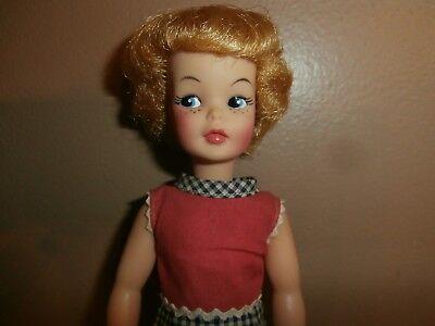 Vintage Ideal  Tammy  Pepper Doll   Blonde  Reddish Hair Freckles