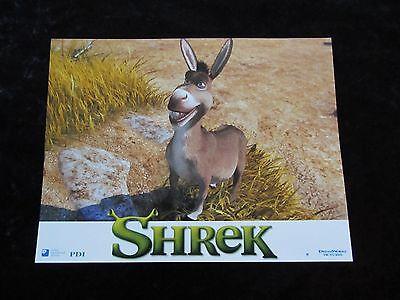 SHREK lobby cards MIKE MYERS, CAMERON DIAZ