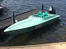 Reluctant sale of my 19ft Phanton with 200hp Mercury engine Noosaville Noosa Area Preview