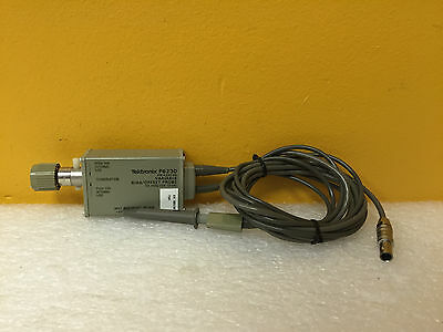 Tektronix P6230 1.5 Ghz10x Variable Offset Probe Lead Grabber. Tested