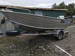 14ft dingy Tullah West Coast Area Preview