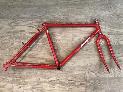 """Specialized Rockhopper 24"""" Niños Bicicleta de Montaña Marco Rojo Cr-Mo Acero"""
