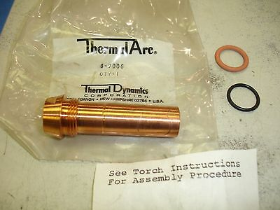 Thermal Dynamics Td 8-7006 Liner 174 Gas Distributor Thermal Arc