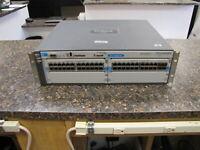 Lot of 10 ProCurve J8768A Switch Module