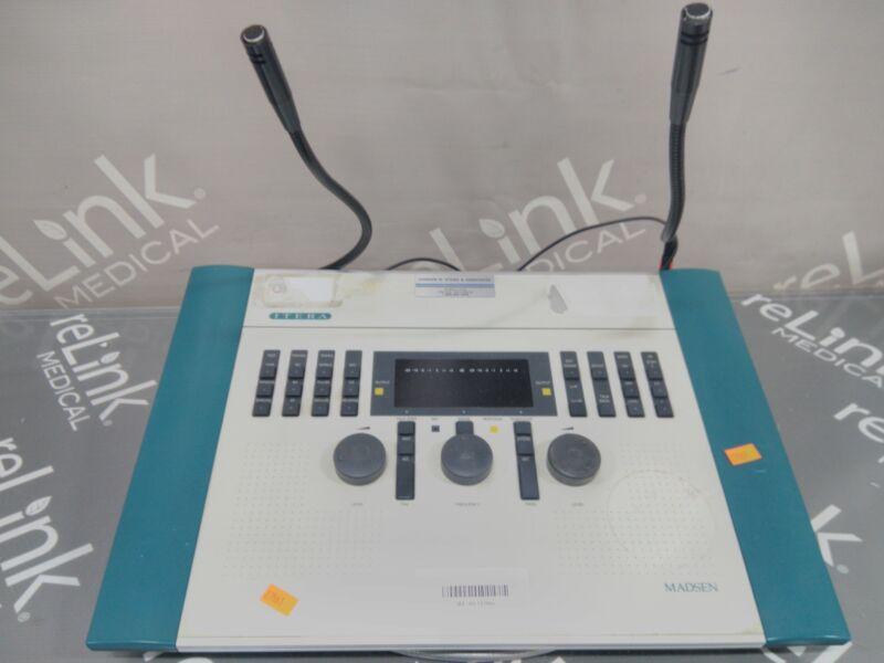 Madsen Itera Bone and speech audiometer