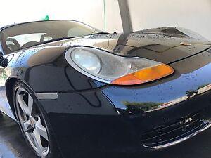 1998 Porsche Boxster Coupe Athelstone Campbelltown Area Preview