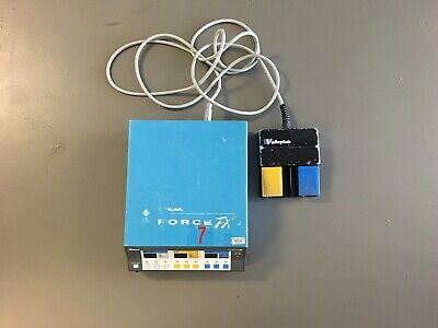 Valleylab Force Fx Electrosurgical Generator W Foot Pedals Patient Ready