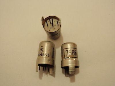 Siemens Röhre Elektronenröhre  - Tube - Nuvistor  7586