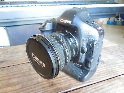 Canon EOS 1D Mark IV 16.1MP Digital SLR Camera with Canon EF 20-35mm Lens NICE