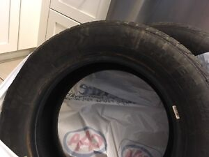 2 Used winter tires 195/65R15