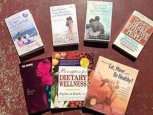 Assorted Books for Sale!