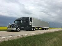 Immediate opening for Class 1 driver with 3 years US experience