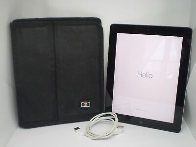 APPLE IPAD 2 16GB WI-FI ONLY 9.7in A1395 w/ BUNDLED ACCESSORIES