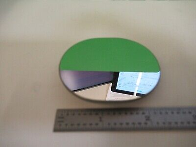 Optical Oval Glass Mirror Mil Spec Optics As Pictured 79-a-23