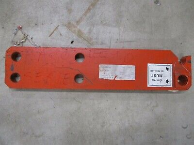 70050-93765 Genuine Oem Kubota Tractor Backhoe Mast Ear B L Series B4572 B4672