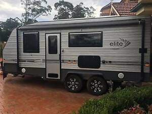Hire an Elite Luxury Caravan. Drive Away Caravan for $120/day West Pennant Hills The Hills District Preview