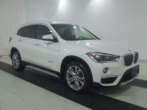 2016 BMW X1 28I XDRIVE|NAVIGATION|PANO ROOF|HEADS-UP DISPLAY