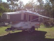 Jayco Swan Outback 2011 Kirkwood Gladstone City Preview