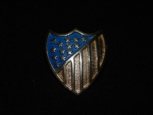 RARE RETIRED WAYNE G BLAIR CONTINUING THE COMMITMENT PIN - MED - FREE SHIPPING