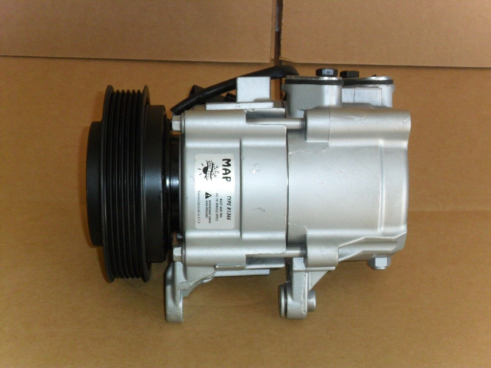 Used Jeep A/C Compressors and Clutches for Sale - Page 10