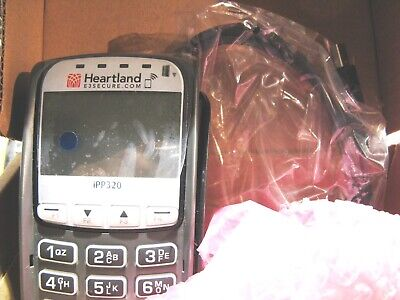 ***NEW***Ingenico IPP320 injected w/ Heartland 3DES code ***READ all  details !!