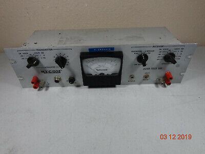 Rycom 3200 Test Set Microwave Radio Repeater Attenuator 19 Rack Mount C56