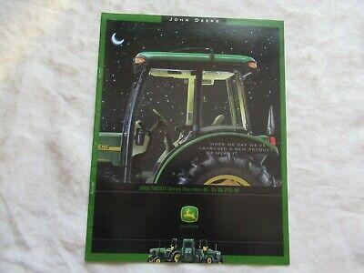 2001 John Deere 5220 5320 5420 Tractor Brochure