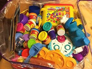 Huge Lot of Play Doh!