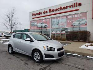2013 Chevrolet Sonic LT   Seulement $48/Semaine
