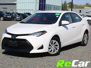 2018 Toyota Corolla LE HEATED SEATS | BACK UP CAM