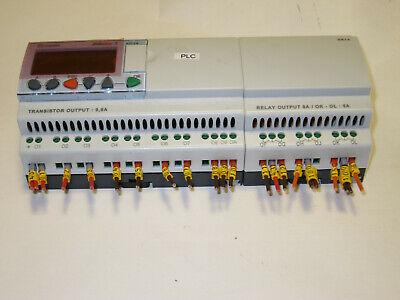 Crouzet Xd26s 88970162 Millenium 3 Plc Module Xr14 88970231