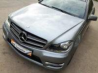 Mercedes-Benz C 350 Coupe BlueEff. 4-MATIC CPANORAMA *GARANTIE