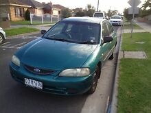 1998 Ford Laser Hatchback Wallaroo Copper Coast Preview