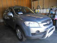 2009 Holden Captiva SX Suv 7 Seater Wangara Wanneroo Area Preview