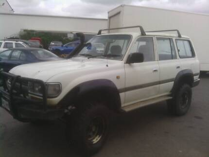1992 Toyota LandCruiser Wagon Mount Gambier Grant Area Preview
