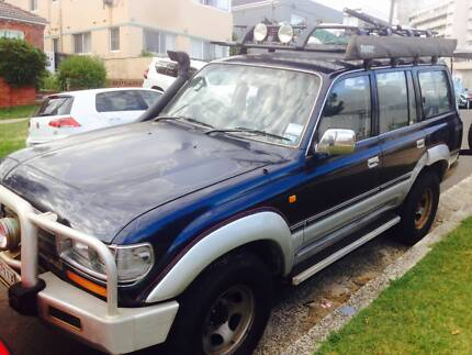 1996 Toyota LandCruiser Advantage - Dual Fuel (LPG) - 6 mths Rego Dover Heights Eastern Suburbs Preview