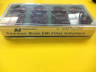 Magnetek Cmt908k Common Mode Emi Filter Inductor Kit 8 Pcs In Kit