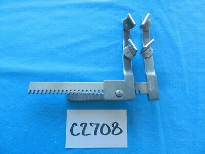 Codman Surgical Sternal Thoracic Morse Sternal Retractor