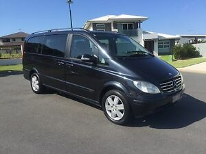 2005 Mercedes-Benz Viano! 7 seater! Diesel! Auto! Underwood Logan Area Preview